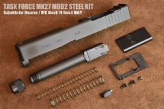 Task Force Mk27 mod2 Steel kit for UMAREX Glock 19 gen4